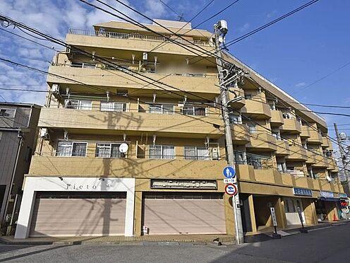 区分マンション-横浜市神奈川区七島町 外観
