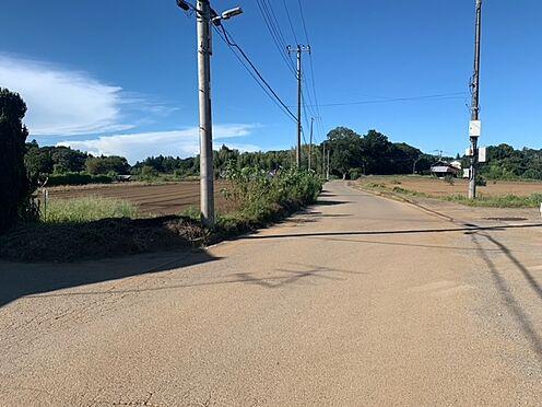 戸建賃貸-柏市布瀬 前面道路含む現地写真