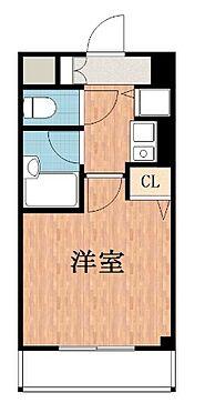 マンション(建物一部)-大阪市天王寺区烏ケ辻1丁目 間取り