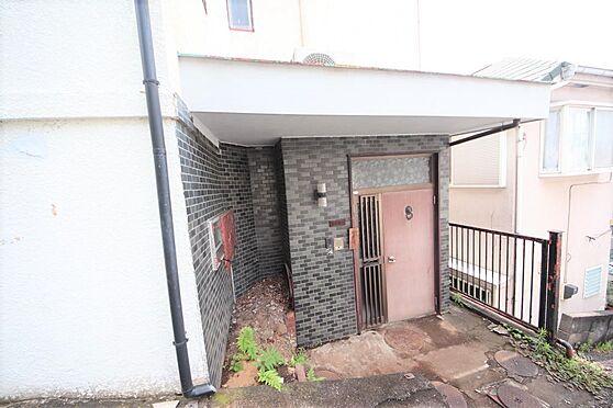 建物全部その他-八王子市長房町 地下1階の扉です。外からのみ鍵の開け閉め可能です。