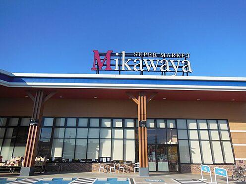 土地-西尾市一色町一色西荒子 ミカワヤ一色店 約360m