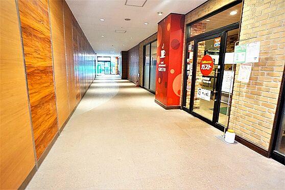 区分マンション-横浜市保土ケ谷区星川1丁目 1階通路部分