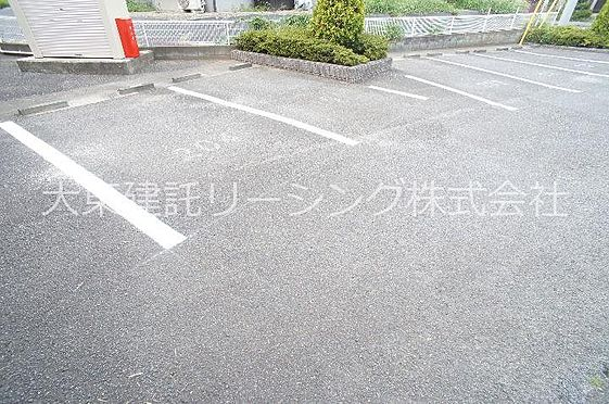 アパート-高萩市大字安良川 駐車場