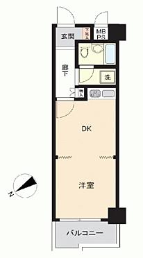 中古マンション-豊島区高田1丁目 間取り