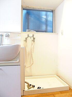 中古マンション-八王子市別所1丁目 洗濯機置場
