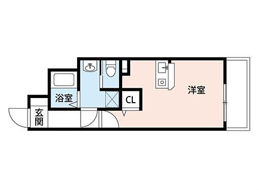 マンション(建物一部)-大阪市淀川区木川東3丁目 清潔感のある3点セパレート