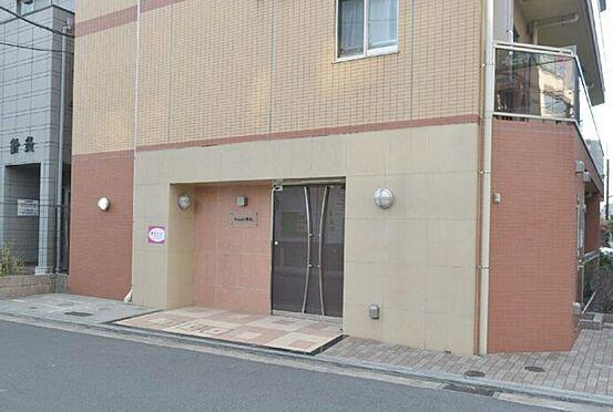 マンション(建物一部)-横浜市港北区菊名6丁目 エントランス