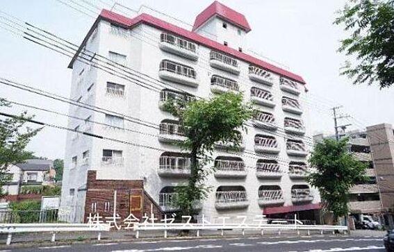 マンション(建物一部)-神戸市灘区一王山町 綺麗な外観です