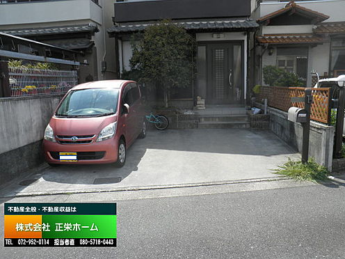 建物一部その他-堺市北区百舌鳥陵南町3丁 駐車場
