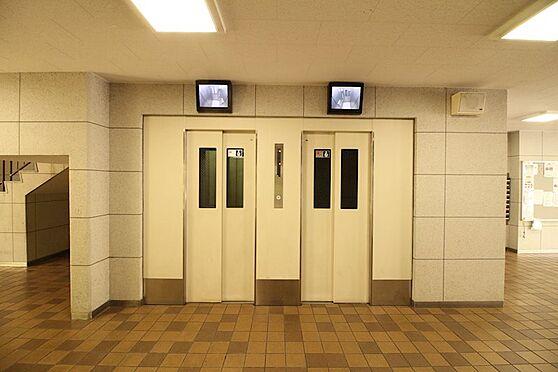 中古マンション-品川区八潮5丁目 エレベーターホール