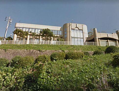 土地-西尾市西幡豆町入前 幡豆図書館まで約600m(徒歩約8分)