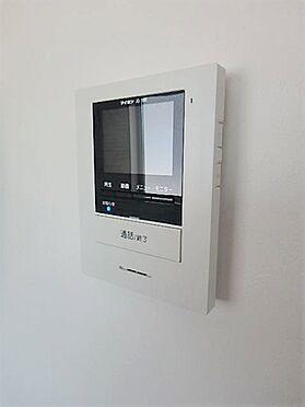 アパート-板橋区中丸町 「202号室」TVモニターフォン