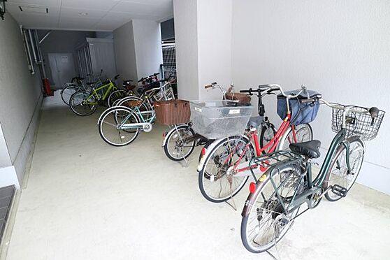中古マンション-八王子市八幡町 駐輪場も完備しています。