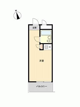 マンション(建物一部)-世田谷区下馬6丁目 間取り