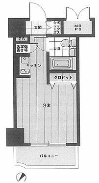 マンション(建物一部)-横浜市中区曙町4丁目 間取り