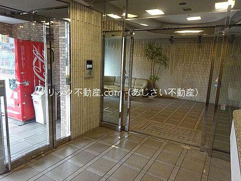 店舗事務所(建物一部)-横浜市西区浅間町4丁目 エントランス