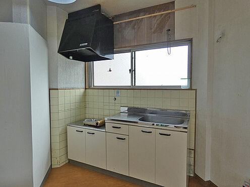 中古テラスハウス-大阪市平野区西脇1丁目 キッチン