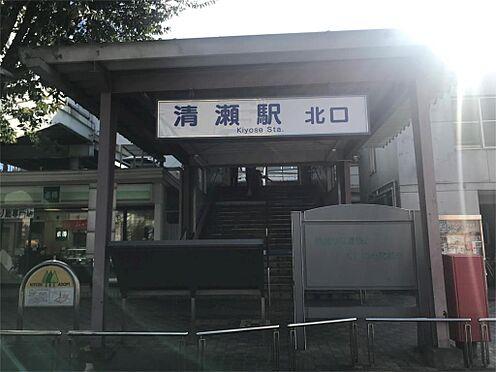 マンション(建物一部)-新座市新堀2丁目 清瀬駅北口(1147m)