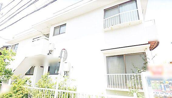 アパート-茅ヶ崎市十間坂3丁目 外観