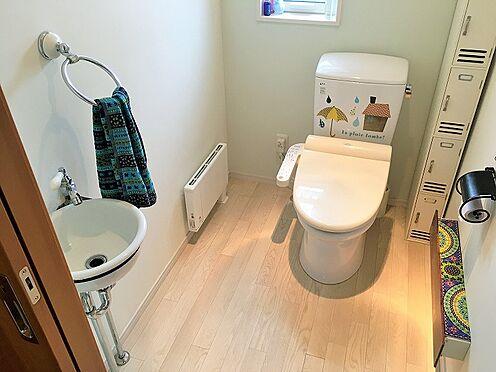 中古一戸建て-名取市愛島郷2丁目 トイレ