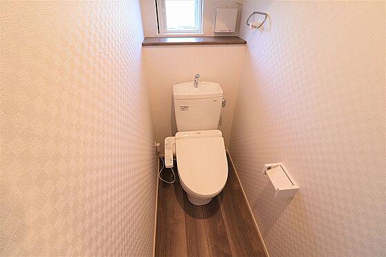 新築一戸建て-仙台市泉区上谷刈字羽黒山 トイレ