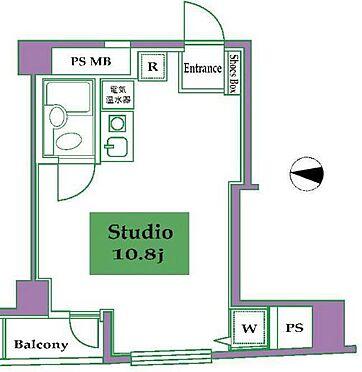 区分マンション-杉並区和田3丁目 エレガンス東高円寺・ライズプランニング