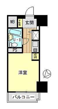 マンション(建物一部)-富士市水戸島本町 間取り