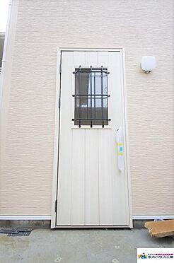 新築一戸建て-仙台市太白区富沢2丁目 玄関
