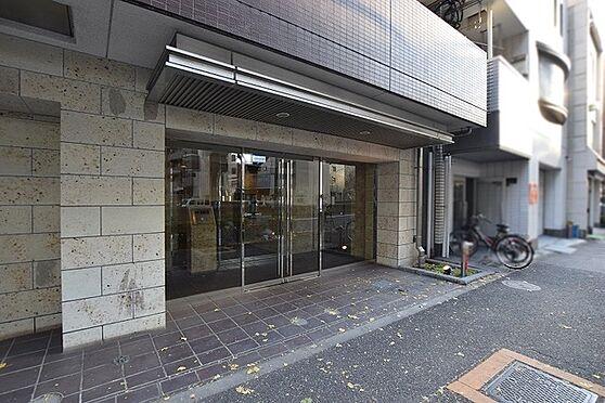 中古マンション-板橋区熊野町 エントランス
