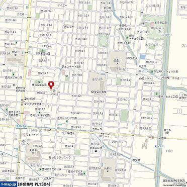 アパート-旭川市豊岡六条7丁目 地図