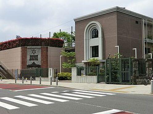 マンション(建物全部)-港区東麻布1丁目 周辺環境:芝給水所公園