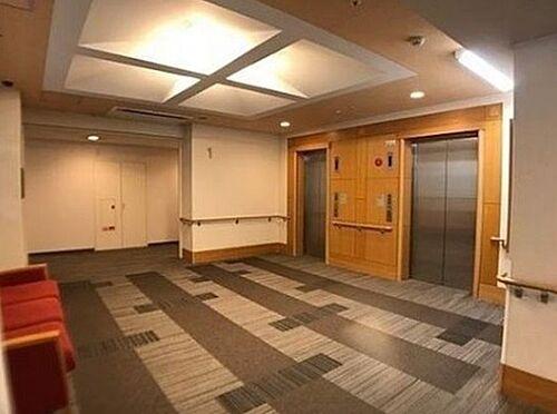区分マンション-神戸市東灘区向洋町中3丁目 エレベーター複数完備