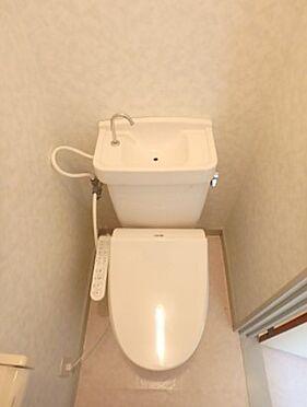 アパート-宇都宮市城南2丁目 トイレ