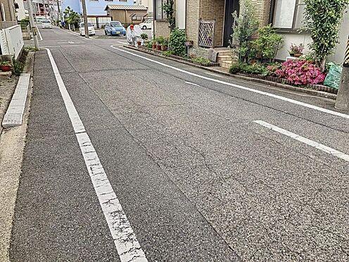 土地-刈谷市一色町3丁目 前面道路約6.5mと広めなので駐車も楽です!