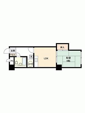 中古マンション-札幌市北区北十五条西4丁目 間取り