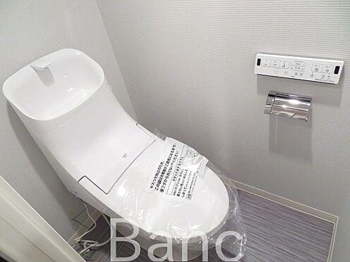中古マンション-板橋区前野町6丁目 高機能トイレです。