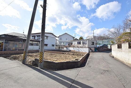 新築一戸建て-仙台市太白区三神峯2丁目 外観