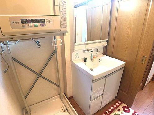 戸建賃貸-岡崎市天白町字吉原 換気、日当たりの良い洗面所が嬉しいですね♪