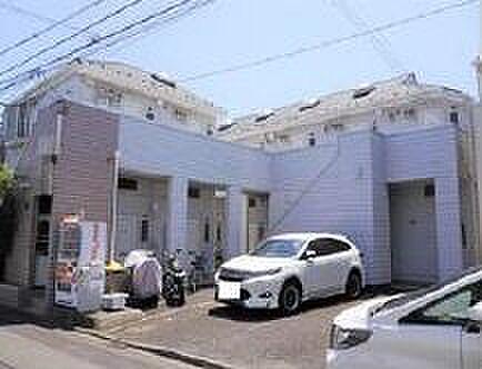 アパート-相模原市南区上鶴間本町2丁目 外観
