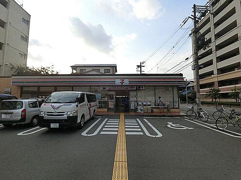 中古マンション-大阪市平野区西脇2丁目 セブンイレブン大阪西脇2丁目店