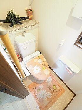 中古一戸建て-江戸川区東葛西3丁目 1階トイレ