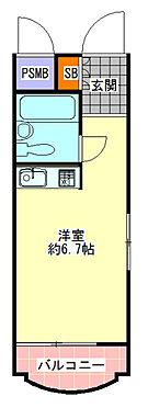 区分マンション-大阪市東成区東中本1丁目 図面より現況を優先します。