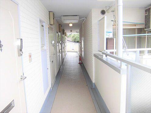 マンション(建物一部)-練馬区練馬4丁目 廊下の管理状況も良好です。
