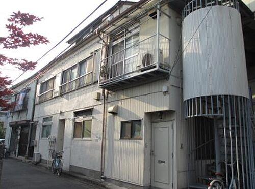 アパート-足立区梅田8丁目 外観