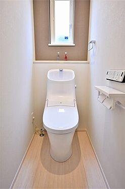 新築一戸建て-仙台市泉区向陽台5丁目 トイレ