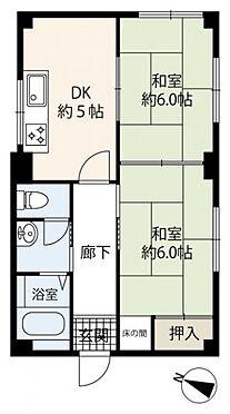 アパート-神戸市長田区宮川町4丁目 間取り 1階:2DK 2、3階:不明