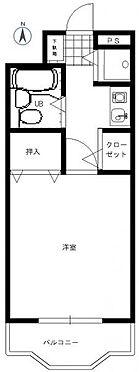 マンション(建物一部)-浜松市中区中島1丁目 間取り