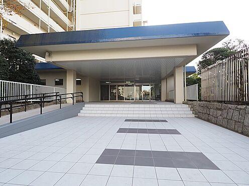 中古マンション-千葉市美浜区真砂2丁目 開放感のあるエントランスホール!