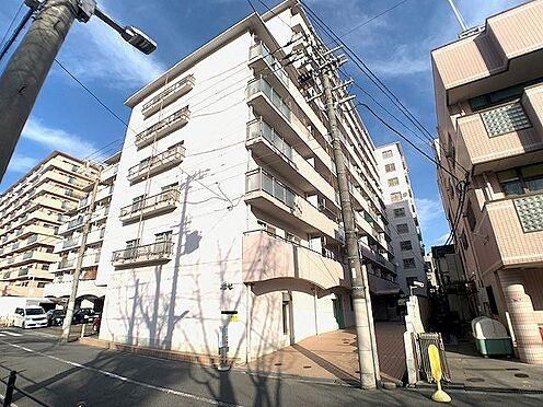 区分マンション-大阪市城東区中央3丁目 南側外観