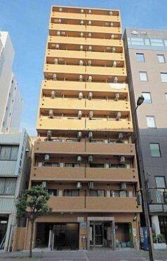 マンション(建物一部)-大阪市西区新町4丁目 スッキリとした外観